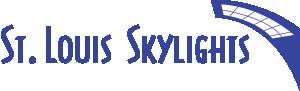 St. Louis Skylights Print Logo